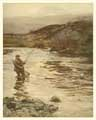 Ernest Briggs - Trout Fishing