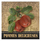 Abby White - Delicious Apples