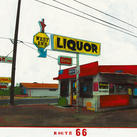Ayline Olukman - Route 66 - West End Liquor - 10 τεμάχια
